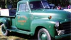 Joe Albert's Truck, as seen on display at the Pine barrens Jamboree