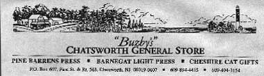 Buzby's Chatsworth General Store, Chatsworth NJ