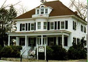 The Cox House, Route 9, Barnegat