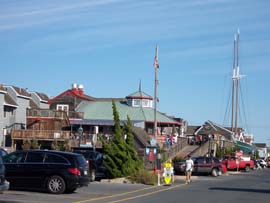 Schooner's Wharf and Bay Village in Beach Haven, NJ