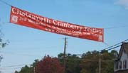 2012 Chatsworth Cranberry Festival!