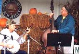 "Performers at the ""Pine Barrens Jamboree"" held annually in Waretown (Merce Ridgway on left)"